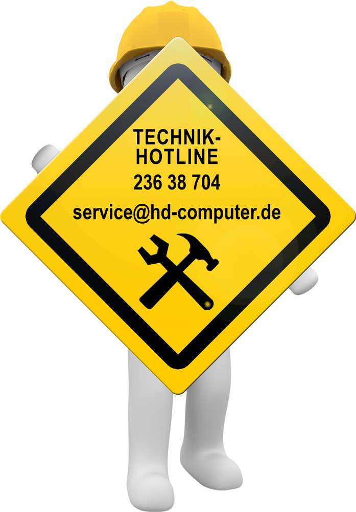 HD-COMPUTER Technik-Hotline